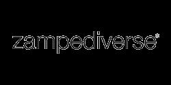 logo zampediverse 1